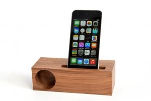 Swooder(スウーダー)Basic S 木製iPhoneスピーカー