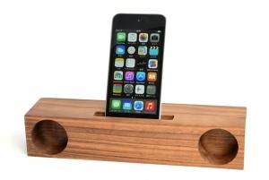 Swooder(スウーダー)Basic W 木製iPhoneスピーカー